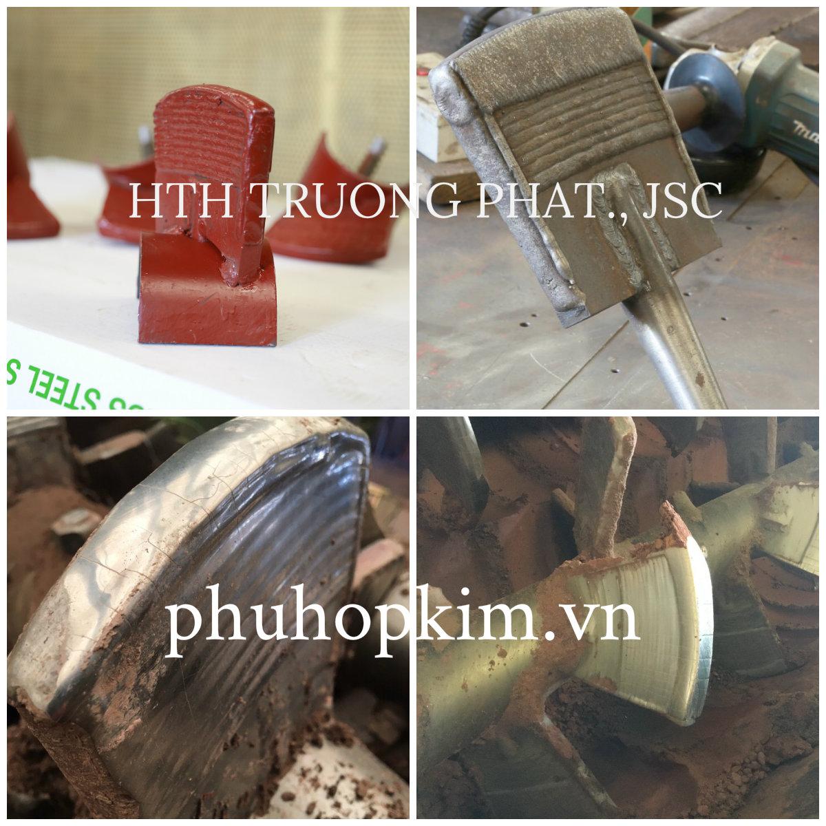 Ứng dụng công nghệ phủ hợp kim vào ngành sản xuất vật liệu xây dựng, sản xuất gốm sứ